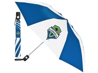 Seattle Sounders FC Mcarthur Automatic Folding Umbrella