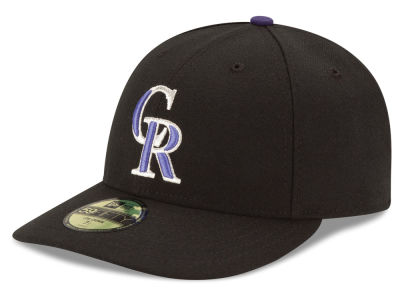 Colorado Rockies MLB AC LC 59FIFTY Cap Hats