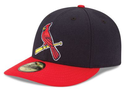 St. Louis Cardinals MLB Low Profile AC Performance 59FIFTY Cap Hats