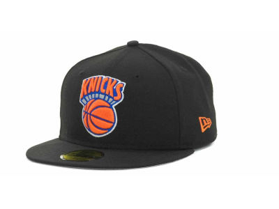 best loved db09b acf77 New York Knicks New Era NBA Hardwood Classics Basis 59FIFTY Cap   lids.com
