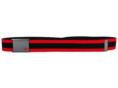 New Era Railed Striped Reversible Belt