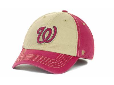 Washington Nationals  47 MLB Sandlot Franchise Cap  bfcfae2da425