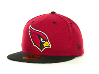 Arizona Cardinals NFL 2 Tone 59FIFTY Cap Hats