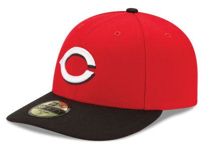 Cincinnati Reds MLB Low Profile AC Performance 59FIFTY Cap Hats