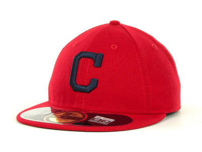Cleveland Indians MLB Low Profile AC Performance 59FIFTY Cap Hats