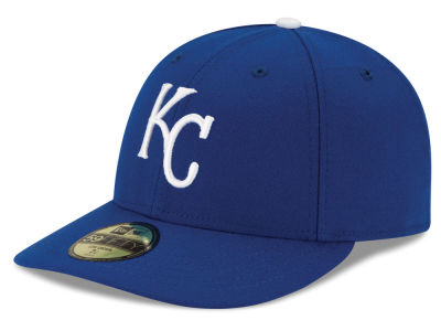 Kansas City Royals MLB Low Profile AC Performance 59FIFTY Cap Hats