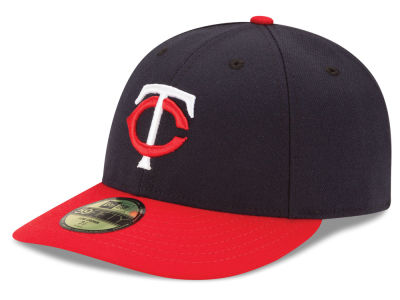 Minnesota Twins MLB Low Profile AC Performance 59FIFTY Cap Hats