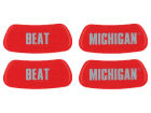 Ohio State Buckeyes 2 Pair Eyeblack Sticker Gameday & Tailgate