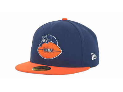 Chicago Bears NFL Historic Basic 59FIFTY Cap Hats