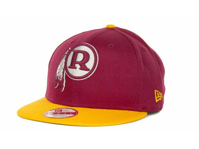 Washington Redskins NFL Baycik 9FIFTY Snapback Cap Hats