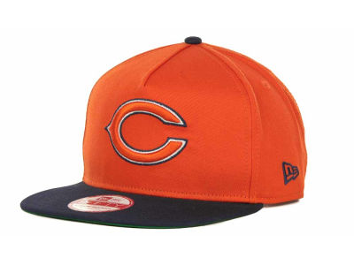 Chicago Bears NFL Team Flip Up A-Frame 9FIFTY Snapback Cap Hats
