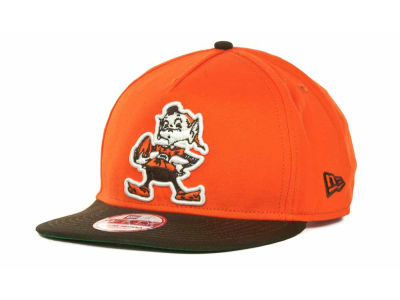 Cleveland Browns NFL Team Flip Up A-Frame 9FIFTY Snapback Cap Hats