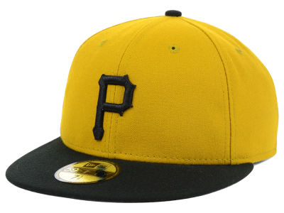 Pittsburgh Pirates MLB 2016 Turn Back the Clock 59FIFTY Cap Hats