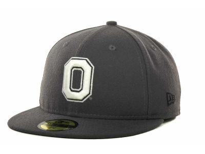 uk availability a2bbc 95dff where to buy ohio state buckeyes new era ncaa gray black white 59fifty cap  lids 8d59a