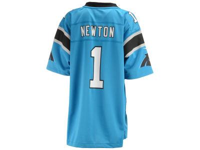 Carolina Panthers Cam Newton Nike NFL Youth Game Jersey  f318bd301