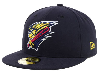 Scranton Wilkes-Barre RailRiders MiLB AC 59FIFTY Cap Hats