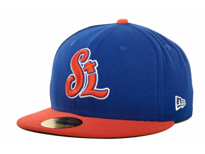 St. Lucie Mets MiLB AC 59FIFTY Cap Hats