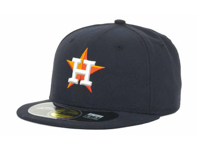 Houston Astros MLB Authentic Collection 59FIFTY Cap Hats
