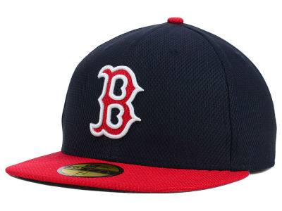 Boston Red Sox MLB Diamond Era BP 59FIFTY Cap Hats