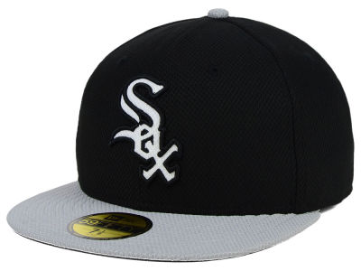 Chicago White Sox MLB Diamond Era 59FIFTY Cap Hats