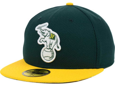 Oakland Athletics MLB Diamond Era 59FIFTY Cap Hats