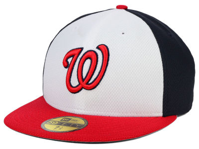 Washington Nationals MLB Diamond Era 59FIFTY Cap Hats