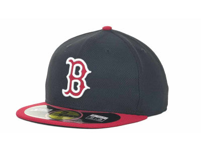 Boston Red Sox MLB Kids Diamond Era 59FIFTY Cap Hats