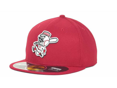 Cincinnati Reds MLB Kids Diamond Era 59FIFTY Cap Hats