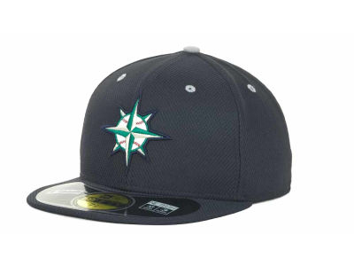 Seattle Mariners MLB Kids Diamond Era 59FIFTY Cap Hats