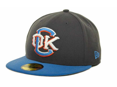 Oklahoma City Dodgers New Era Cities 10 59FIFTY Cap Hats