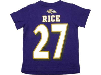 6c461ef9 Baltimore Ravens Ray Rice Nike NFL Kids Big Number T-Shirt