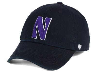 Northwestern Wildcats  47 NCAA  47 FRANCHISE Cap  e49dcdd158ed