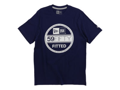 New Era Branded Scholar Visor Sticker T-Shirt