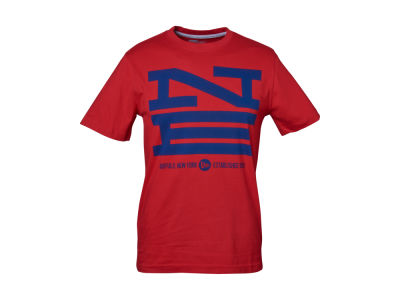 New Era Branded Stacked T-Shirt