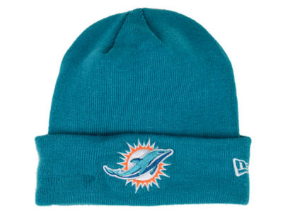 Miami Dolphins NFL Basic Cuff Knit Hats