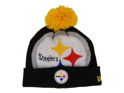 Pittsburgh Steelers NFL 2013 Woven Biggie Knit Hats