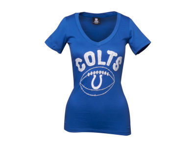 Indianapolis Colts NFL Womens Baby Jersey Football T-Shirt