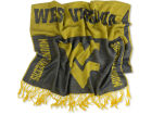 West Virginia Mountaineers Forever Collectibles Logo Pashmina Scarf Apparel & Accessories