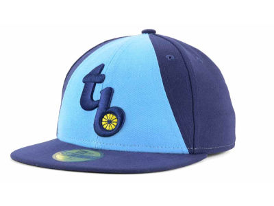 Tampa Bay Rays MLB 2016 Turn Back the Clock 59FIFTY Cap Hats