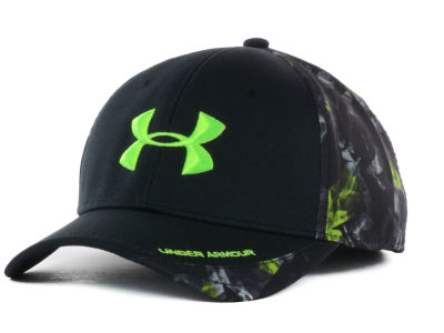 Under Armour Smoke Camo Pc Flex Cap Lids Com