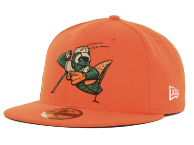 Greensboro Grasshoppers MiLB AC 59FIFTY Cap Hats