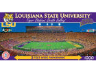 LSU Tigers Panoramic Stadium Puzzle Toys & Games