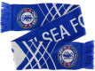 Chelsea Knit Soccer Scarf