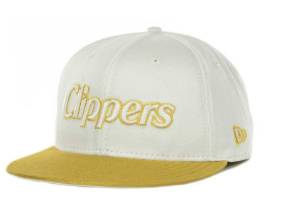 check out 80d83 7ccdd Los Angeles Clippers New Era NBA Hardwood Classics Gold Mine Series 59FIFTY  Cap   lids.com