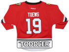Chicago Blackhawks Jonathan Toews Reebok NHL Toddler Replica Player Jersey Jerseys