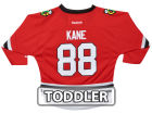 Chicago Blackhawks Patrick Kane Reebok NHL Toddler Replica Player Jersey Jerseys