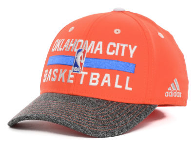 best sneakers bbea9 44ba7 Oklahoma City Thunder adidas NBA 2013 Practice Flex Cap   lids.com