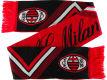 AC Milan Knit Soccer Scarf
