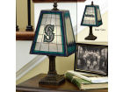 Seattle Mariners Art Glass Table Lamp Bed & Bath