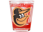 Baltimore Orioles Hunter Manufacturing 3D Wrap Color Collector Glass Collectibles